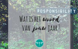 woord van het jaar, verantwoordelijkheid nemen, je eigen aandeel, kiezen, responsibility